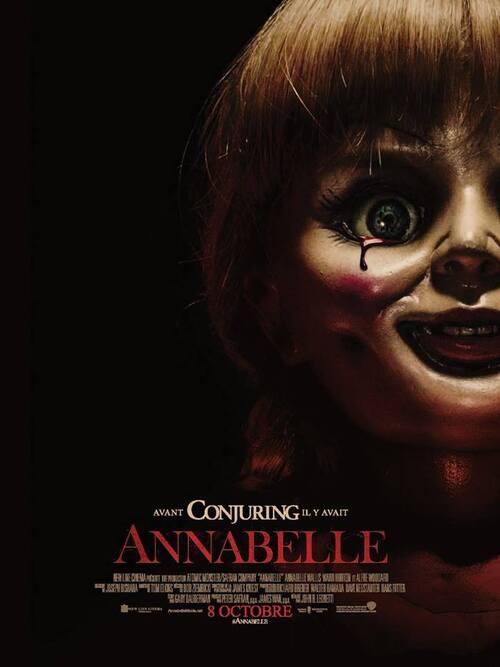 """Bonsoir a l'honneur : """" Annabelle """""""