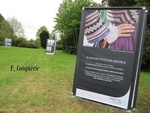 """L'exposition de photos """" Mon Finistère """" dans le parc de Squividan"""