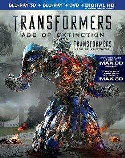 [Blu-ray 3D] Transformers : l'âge de l'extinction