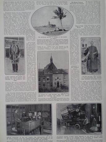 Antoine the Healer - The Illustrated London News (Saturday, December 17, 1910)