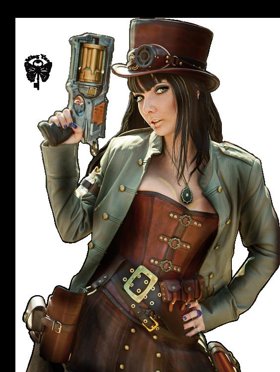 steampunk femmes 2