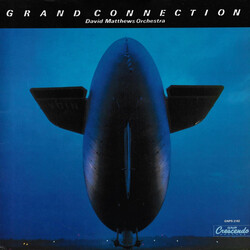 David Matthews Orchestra - Grand Connection - Complete LP