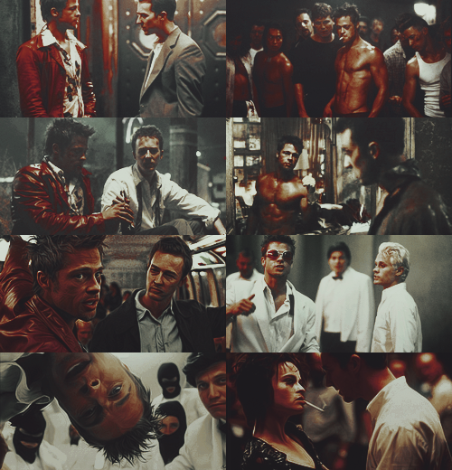 Fight Club #1