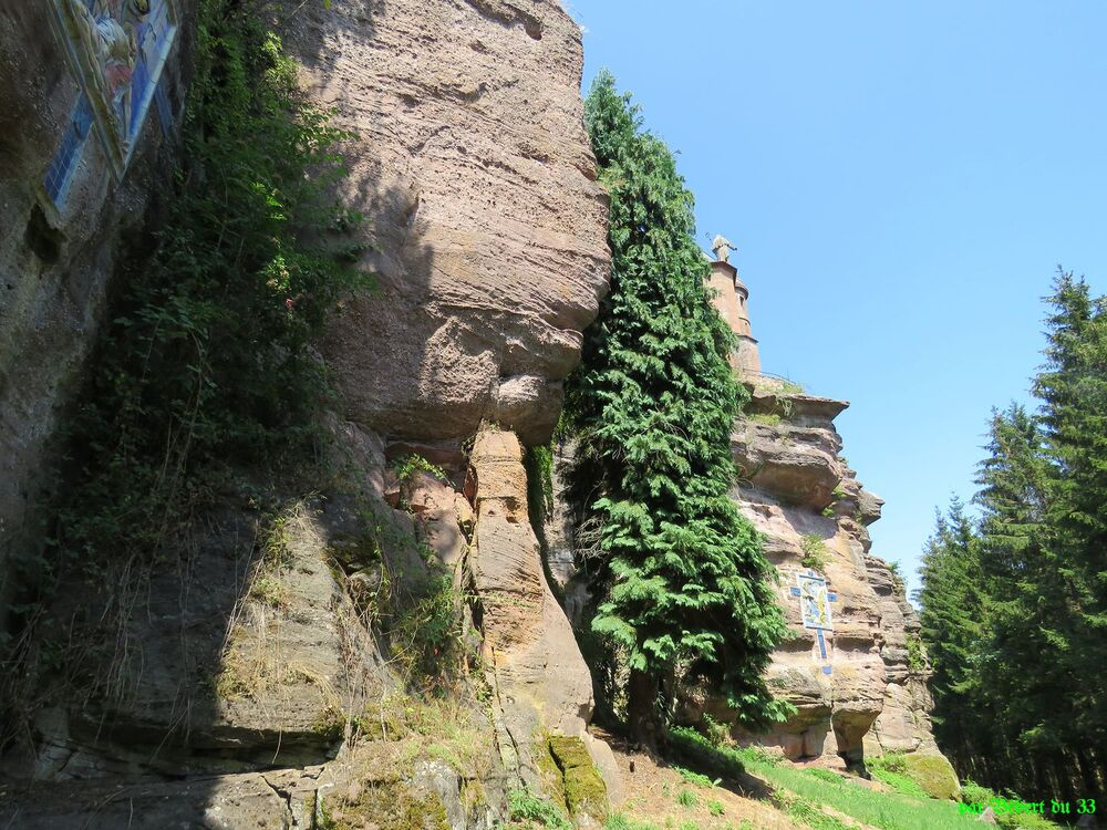 le Mont Saint Odile (67)