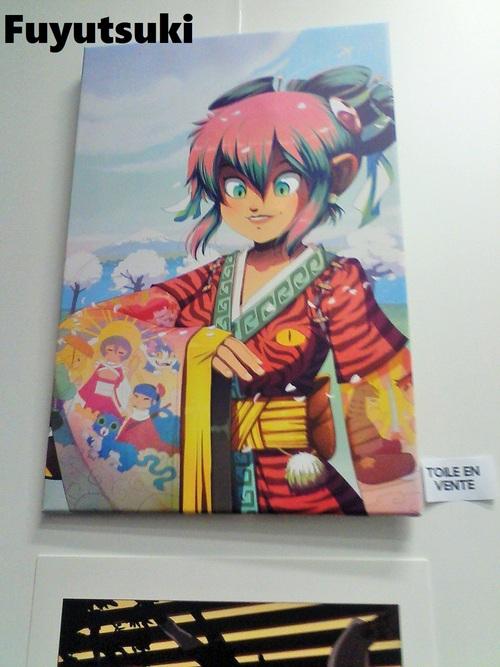 Festival manga! 2016