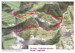 La Montagne de Crabixa depuis Montfort-sur-Boulzane
