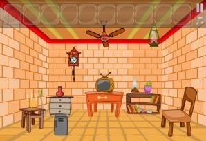 Games2World - Out house escape