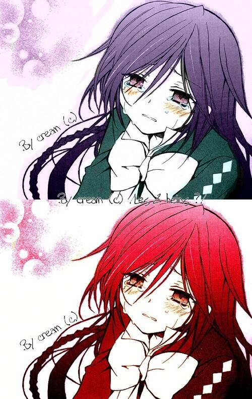 Colorisation 1 : Alice [Pandora Hearts]