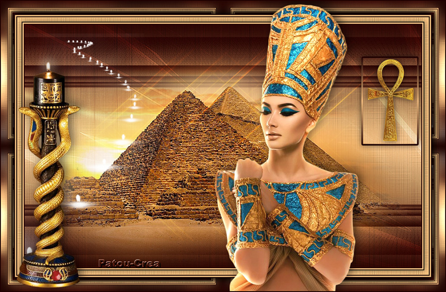 Vos versions Egypte