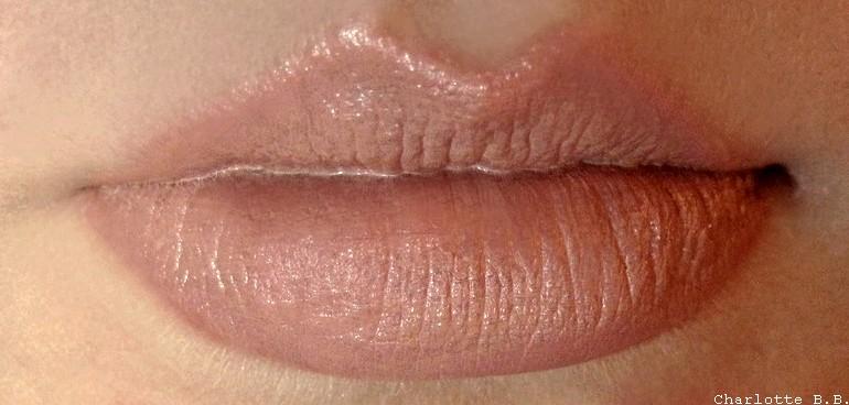 Le lipstick nude de ma vie, coquette opaque par Lime Crime.