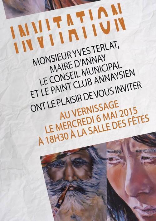 Expo à Annay sous Lens cette semaine