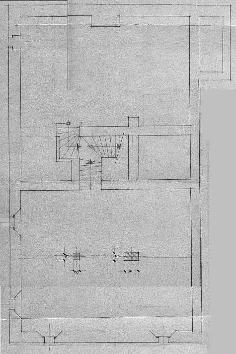 Plan de sous-sol