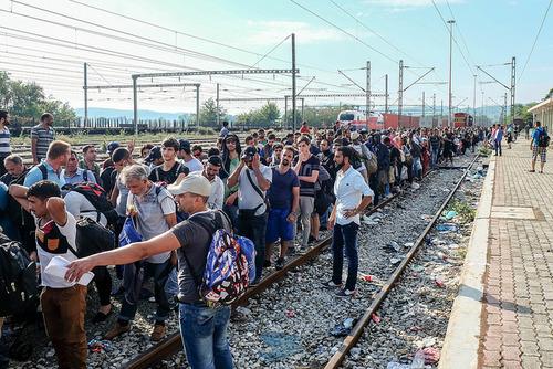 Ne rejetez pas le patriarcat mondial sur les réfugiés