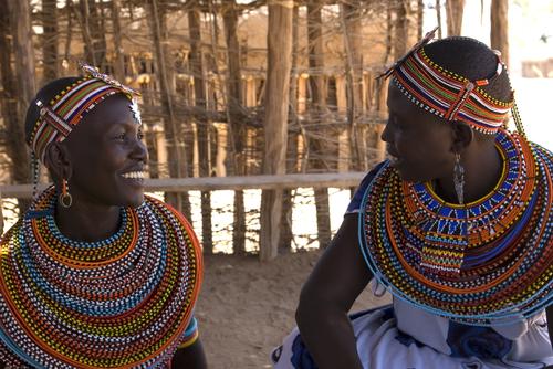 Umoja, le village interdit aux hommes - un documentaire de Jean Crousillac et Jean-Marc Sainclair (2008)
