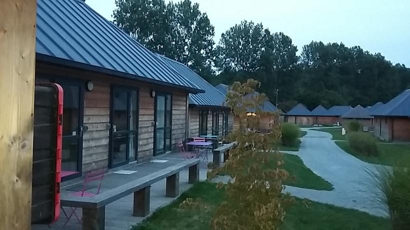 Cottage à Vittefleur au bord du lac Caniel