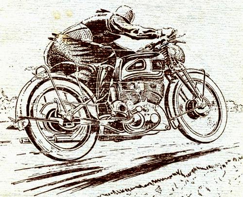1900 à 1908, les annonces du Touring Club de France