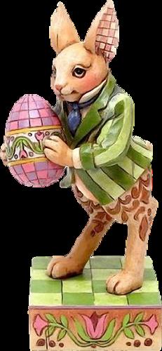 Animaux et Personnages de Pâques Série 8