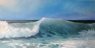 Une vague ...