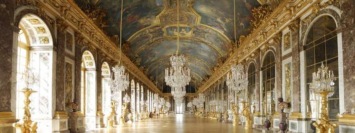 Visiter le Château de Versailles avec un billet coupe-file........ Par Arnaud Bouchet
