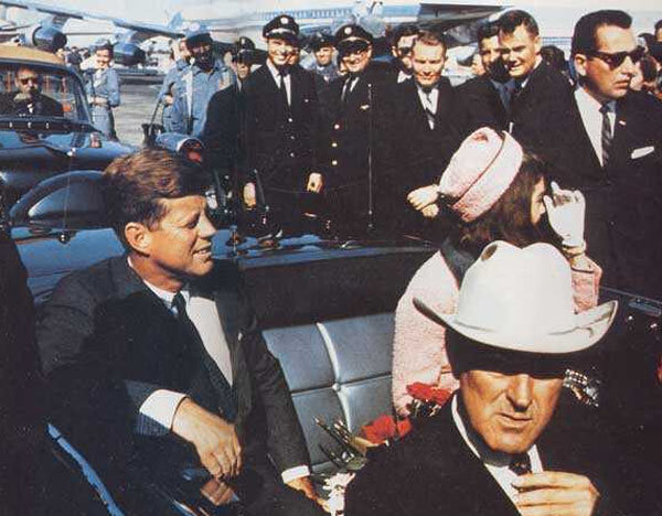 John Kennedy à Dallas