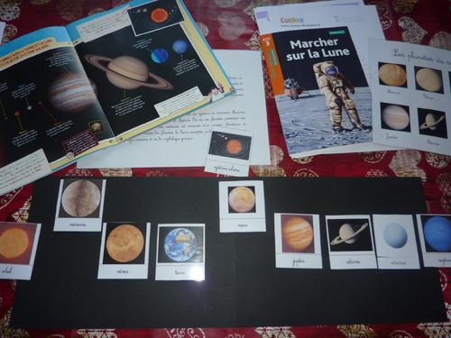 Découvrir le système solaire