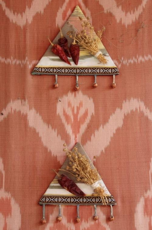 La soie de Marguilan (Ouzbékistan)