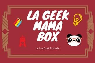 [ Concours ] Geek Mama Box De Noël !!!