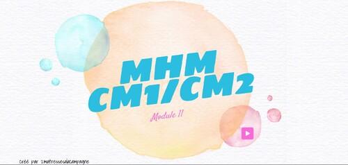 Présentation genial.ly modules 11 à 15 (période 3 MHM)