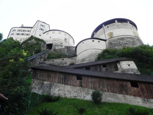 Kufstein, la perle de tyrol autriçien (photos)