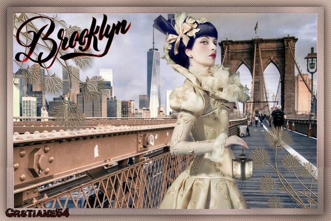 Défi pour Beauty Le pont de Brooklyn