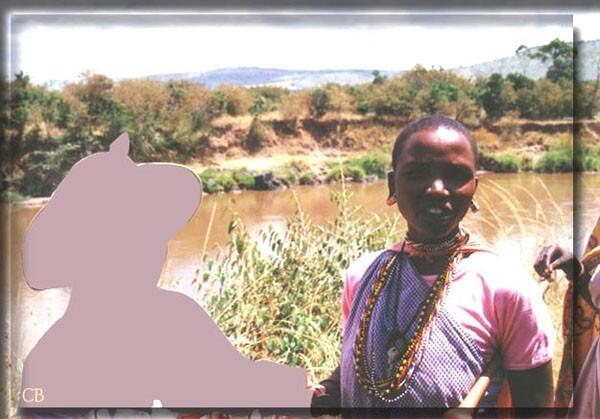Kenya femme masaï