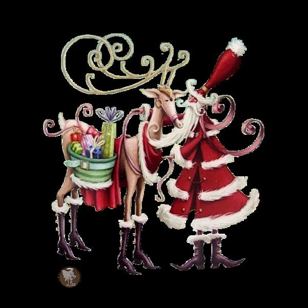 Noël vu différemment !
