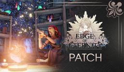 NEWS : Edge of Eternity, employé, patch et Spoiler*