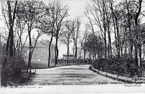 Le vieux Calais autour de la place d'Armes, 1ere partie