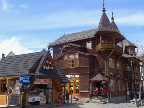 Flânerie à Zakopane en Pologne (photos)