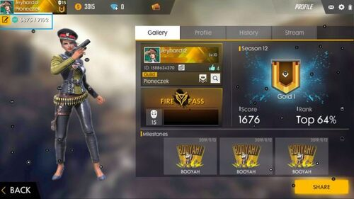 Panduan Dasar Tips Build Hero Free Fire