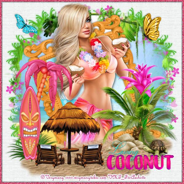 Loving coconut