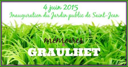 - Inauguration du Jardin Saint-Jean