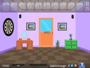 Dart room escape