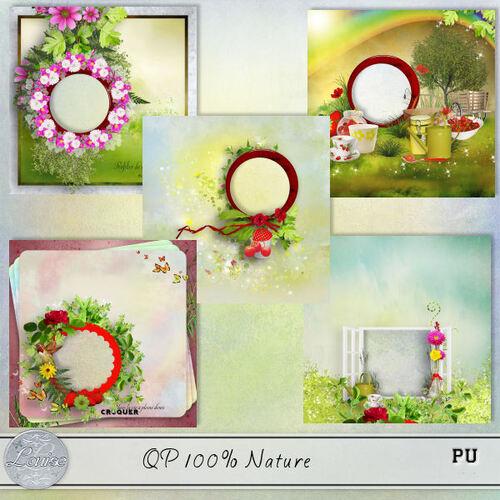 QP 100% Nature