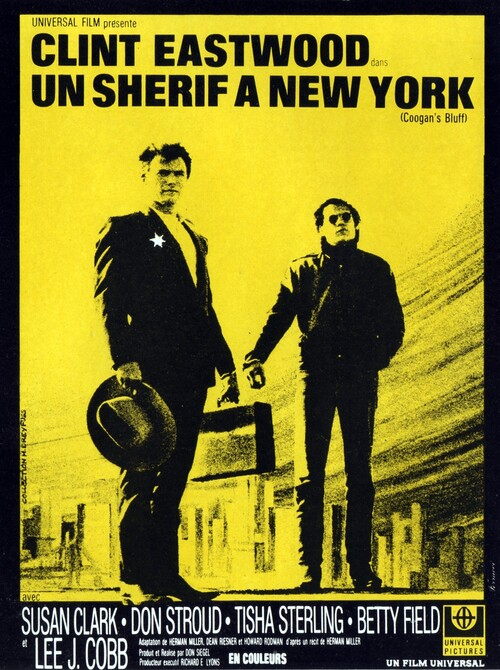 UN SHERIF A NEW YORK - BOX OFFICE CLINT EASTWOOD 1969