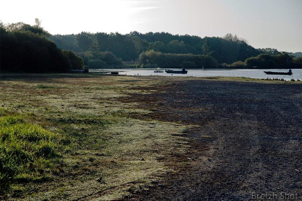 lac de grand-lieu - Passay