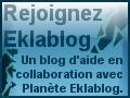 Rejoignez Eklablog