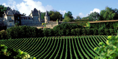 **SUITE des  VIGNOBLES de FRANCE . LE BORDELAIS .**N°4**