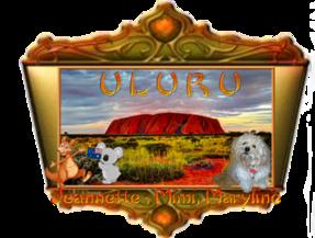 Why Uluru ?