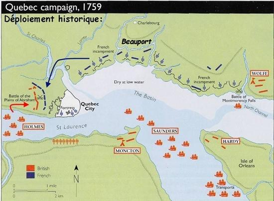 Bataille de Beauport, campagne de Québec 1759