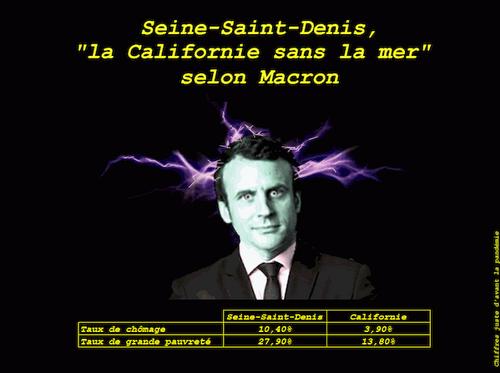 Balade présidentielle.