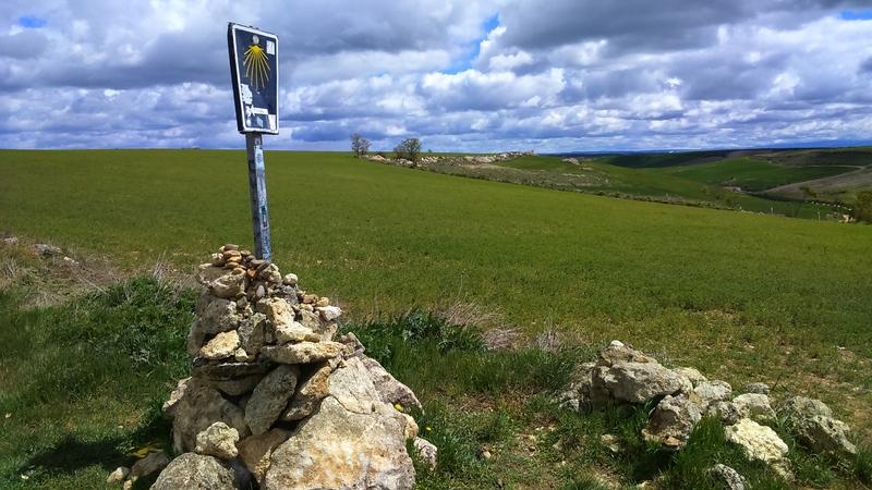 14 mai  Camino Françès