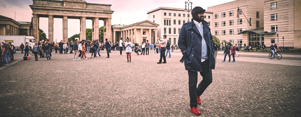 [Test Blu-ray] Gregory Porter - Live in Berlin