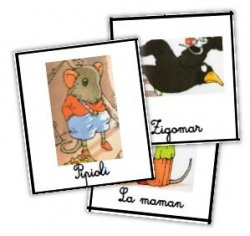 Etiquettes afrique zigomar